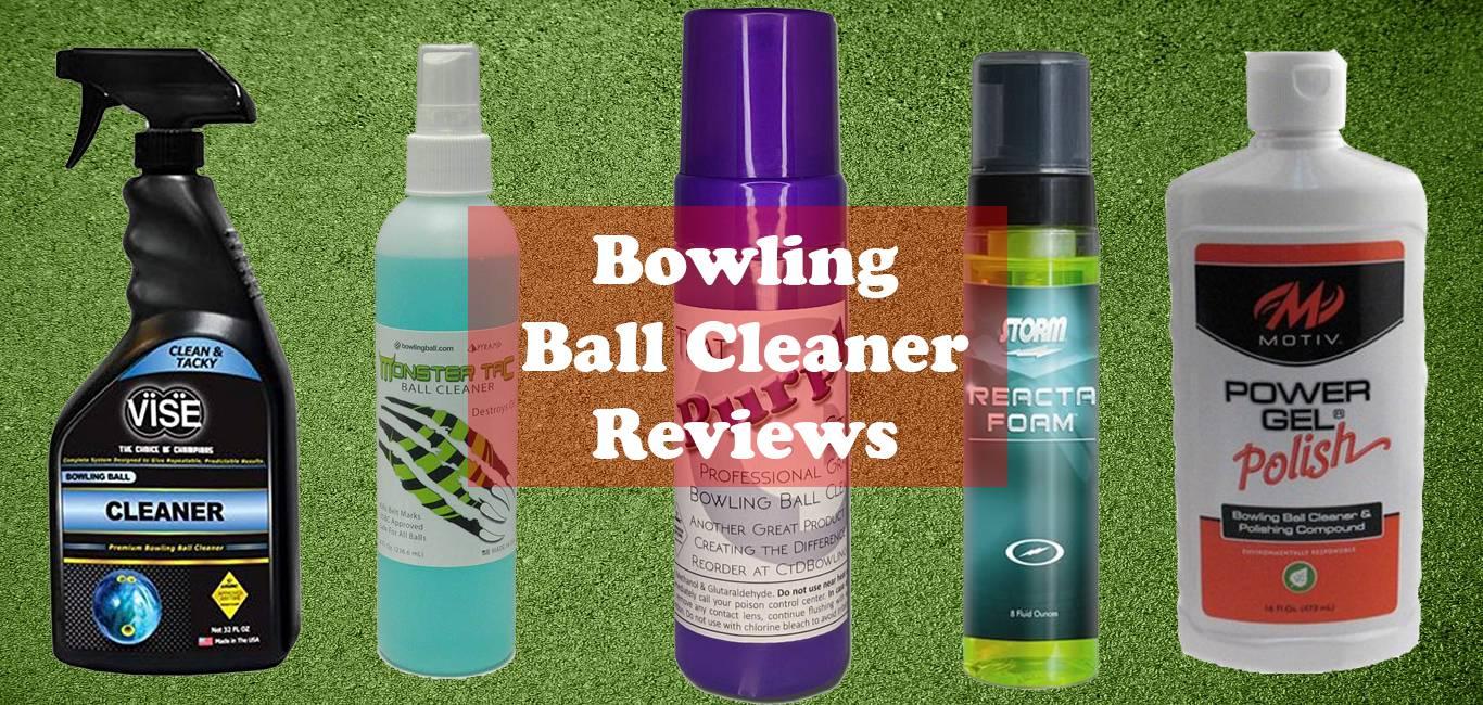 Best Bowling Ball Cleaner Reviews-Expert Bowler