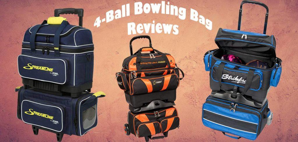 Best 4-Ball Bowling Bag Reviews